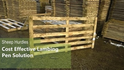 Sheep Hurdles Rea Sawmills